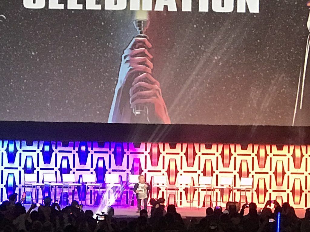 Star Wars Episode IX: The Rise Of Skywalker LIVE From Star Wars Celebration