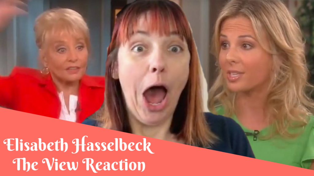 Leaked Footage of Elisabeth Hasselbeck from 'The View' Dropping F-Bombs
