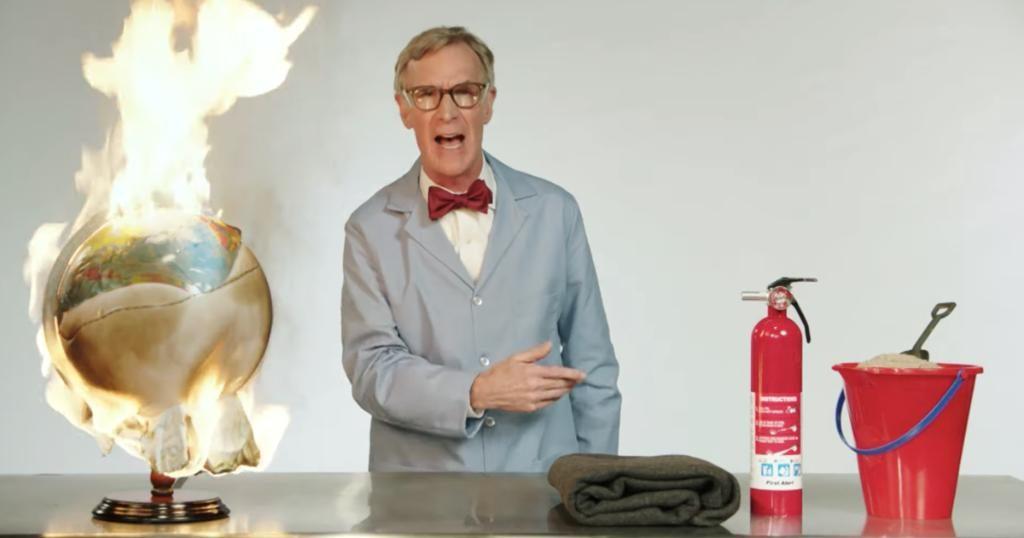Bill Nye The Cursing Guy